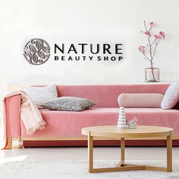 oznakowanie salonu piękności